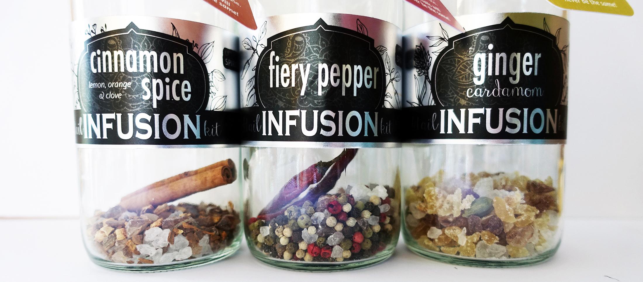 rokz infusion bottle kits