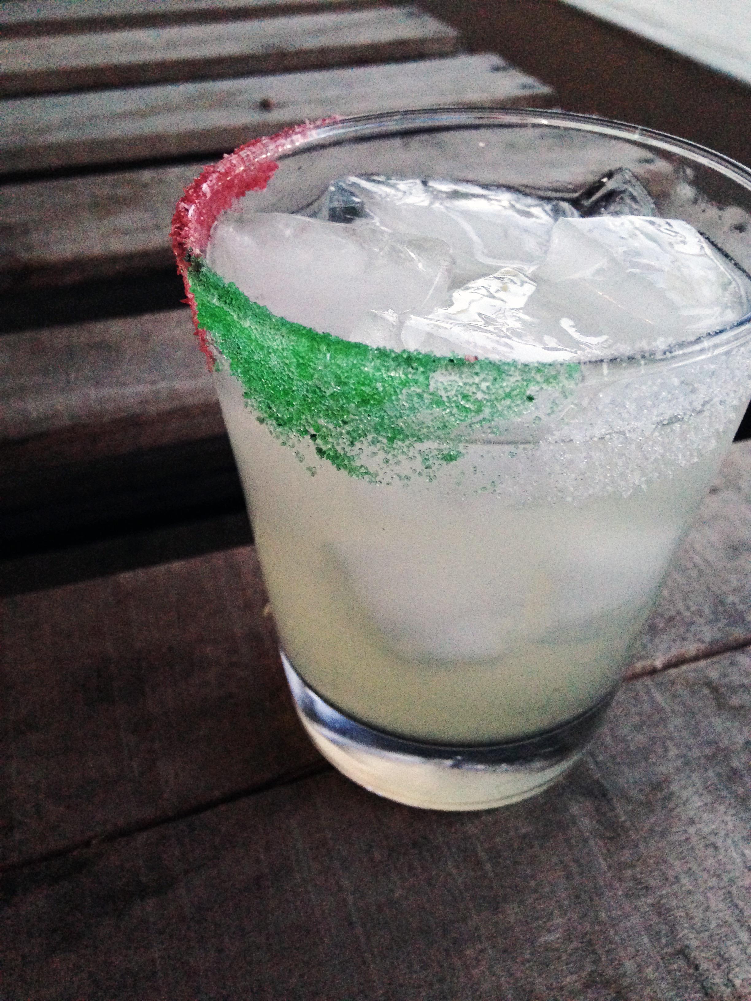 Ginger Cardamom Margarita