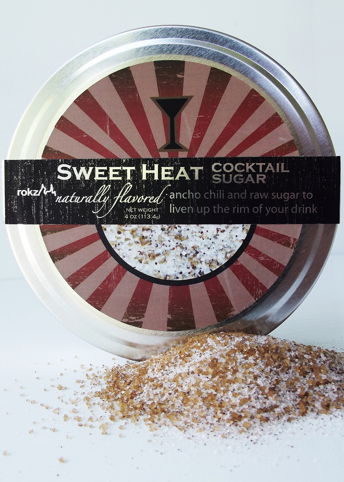 rokz Sweet Heat Cocktail Sugar