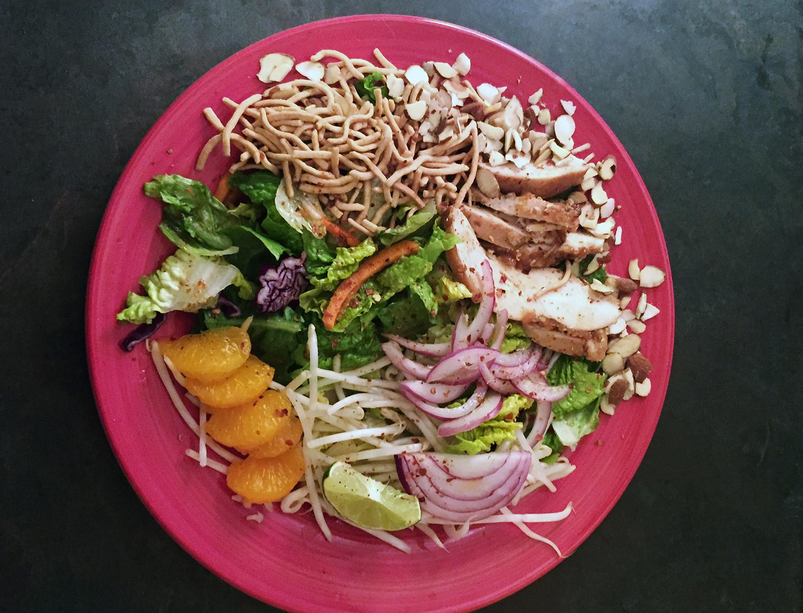 Infused Vinegars – rokz shakes up salads, too!