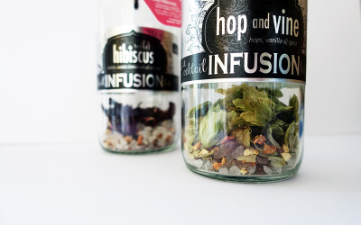 Hop and Vine Infusion