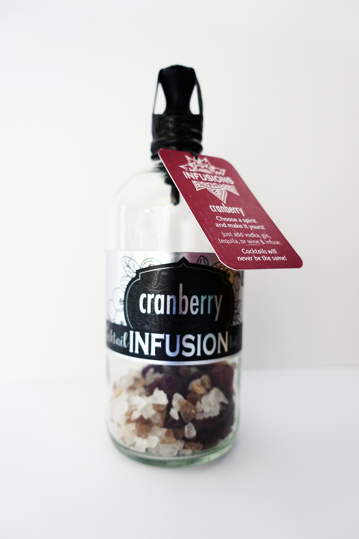 rokz Cranberry Infusion Kit