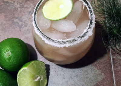 Blushing Margarita