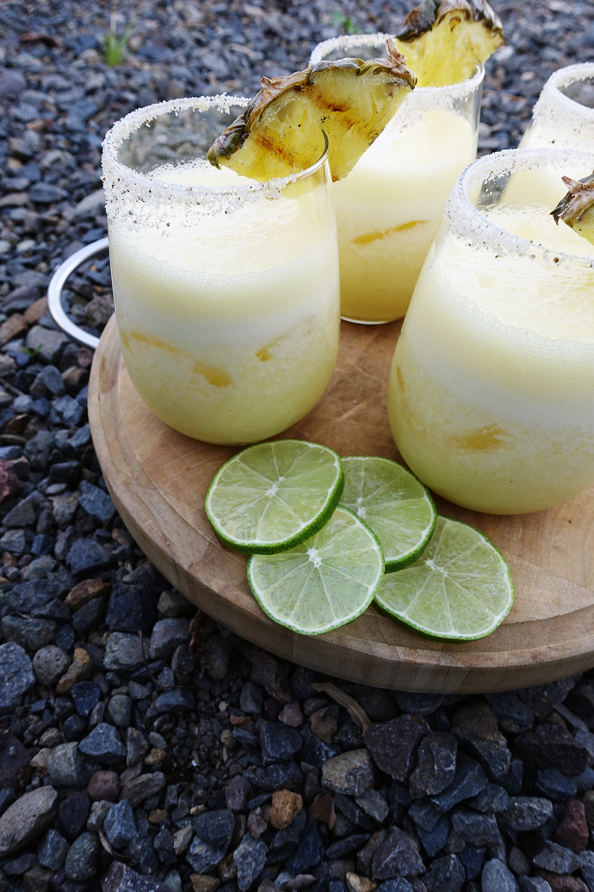 Smoked Pineapple Margarita - rokz.com