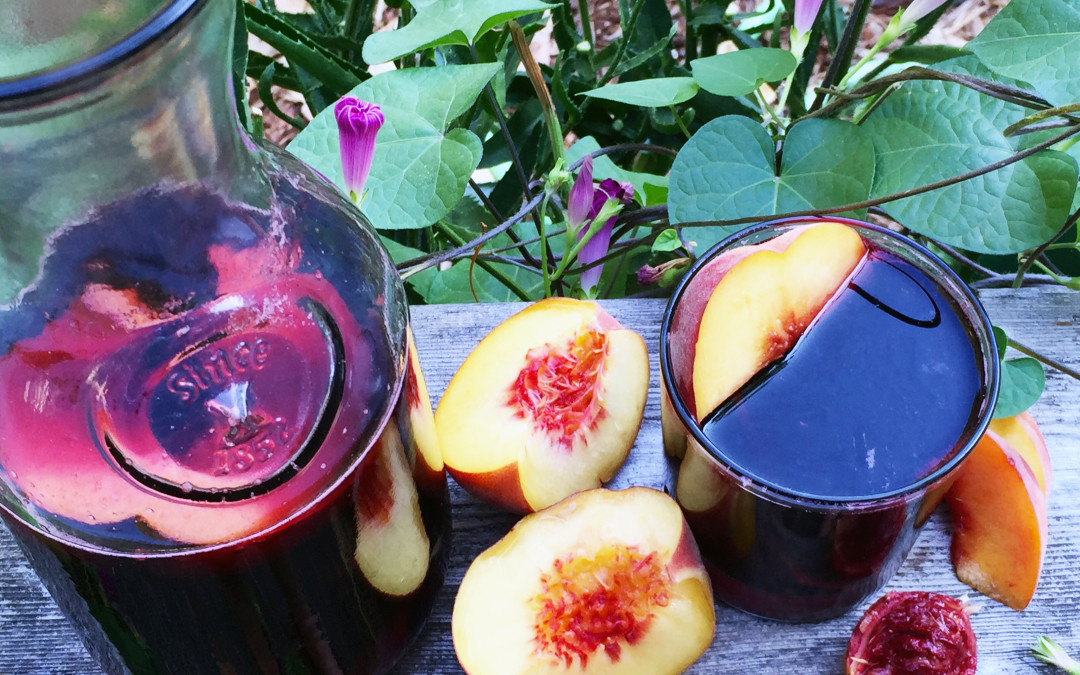 Sangria and Syrah