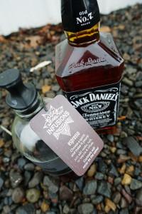 rokz Espresso Infusion with Jack Daniels Whiskey