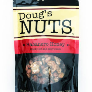 Dougs Nuts - Habanero Honey