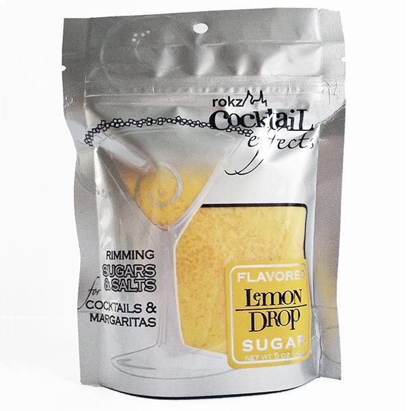 rokz lemon drop sugar