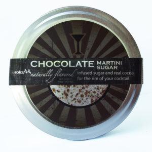 rokz chocolate infused sugar