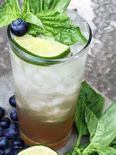 rokz citrus blueberry infusion recipe