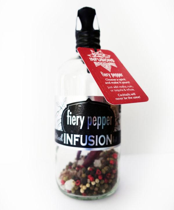rokz fiery pepper infusion