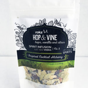 rokz hop and vine infusion flavor pack