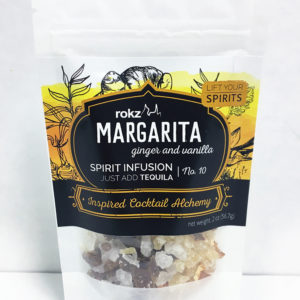 rokz margarita infusion flavor pack